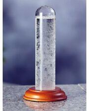 Baromètre FitzRoy en verre 17 cm - Pearl