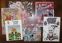 Alt Comics Small Press Lot Suspect Device Raw Power Derek Ballard Victor Cayro