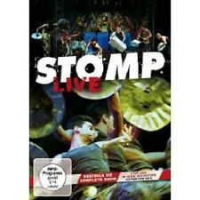 STOMP-LIVE 2007 DIE KOMPLETTE SHOW DVD NEU