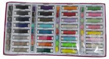 H166 hilos 64 pcs. Hilo de coser Máquina de coser hilos W2