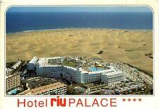 Alte Postkarte - Hotel riu Palace - Gran Canaria