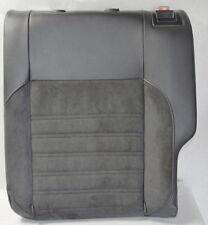 Org VW Polo 6R 2010 Sitz Sitzbezug Rückenlehne hinten Links Leder Alcantara