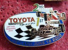 PIN'S COURSE USA F1 INDY CAR FEDEX SERIES TOYOTA PORTLAND 2002 EGF MFS