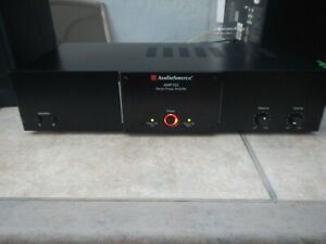 AudioSource AMP 102 Stereo Amplifier 50 Watts/Channel 150 Watts/Mono Tested OK