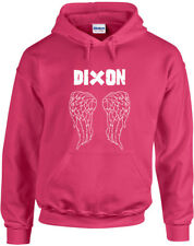 Dixon Angel Wings The Walking Dead inspired Printed Hoodie Casual Unisex Hooded