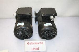 Carl Rehfuss 0,09kW 44Min Gear Motor SM031HF-63S/6 SM031HF63S/6