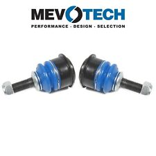 For Ford Lincoln Pair Set of 2 Front Left and Right Upper Ball Joints Mevotech