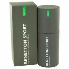 BENETTON SPORT BY BENETTON 3.3 OZ / 100 ML EAU DE TOILETTE SPRAY MEN'S RARE