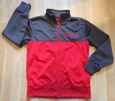 c77532bb9d8 NIKE - Veste de sport rouge gris - Taille 12 ans - TBE !