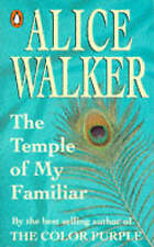 """""""VERY GOOD"""" The Temple of My Familiar, Walker, Alice, Book"""