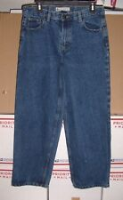 Steve & Barry's Boy's Relaxed Fit Jeans size 16