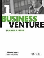 Business Venture 1 Elementary: Teacher's Guide by Zemach, Dorothy E.|Buckingham,