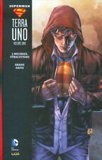 GRANDI OPERE DC: SUPERMAN TERRA UNO #1  (Lion Comics, 2013) Versione Brossurata