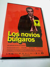 """DVD """"LOS NOVIOS BULGAROS"""" ELOY DE LA IGLESIA FERNANDO GUILLEN CUERVO DRITAN BIBA"""