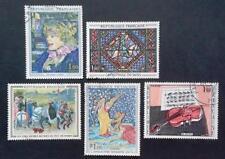 FRANCE - 1965 - French Art - Full set of 5 USED