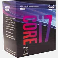 Intel Processeur Socket 1151 Core I7 8700 (6x 3.20ghz/4.60ghz)