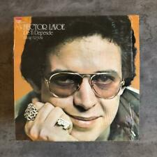 Hector Lavoe – De Ti Depende LP 1976 Venezuela Latin Salsa Fania Records