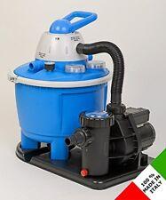 FasaTech Pompa Filtro a sabbia 5,5 metri cubi a 7 funzioni per piscina 1025SF