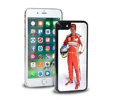 Fernando Alonso Ferrari F1 funda de teléfono/Cubierta iPhone + Samsung