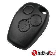 Renault clés de voiture 3 Boutons Boîtier Clio Kangoo Megane Modus twingo DACIA NEUF
