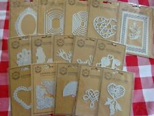 15 X ALL ASSORTED CUTTING DIES ( SET 8)  JULY 2021