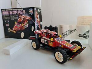 Vintage 80s TAIYO MINI HOPPER 8638-27 MIB mint condition OVP boxed rc car