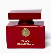 Dolce & Gabbana The One Red Collector's Edition edp spray 50ml/1.6oz. No Box