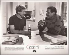 PF Regarding Henry ( Bill Nunn , Harrison Ford )
