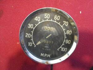 Jaeger 279379 Speedometer, Rover P4 90, 95, 100, 105, 110 PRICE DROP!
