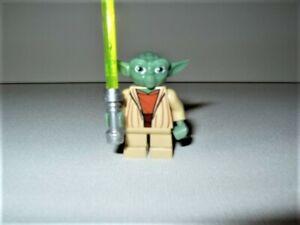 LEGO Star Wars Yoda Figur, wie neu