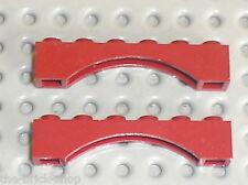 Arche LEGO pirates & Harry Potter DkRed arch ref 3455 / set 6243 & 10132