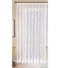 Gardine Store Jacquard Mainz Weiß Kräuselband Vorhang Voile HxB 245x300 cm