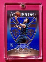 Luka Doncic ROOKIE PANINI CHRONICLES CRUSADE 2018-19 HOT RC INVEST - Mint!