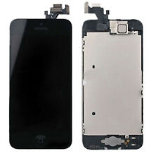 Replacement LCD/Digitizer Assembly for Apple iPhone 5 Black (Complete Assembly)