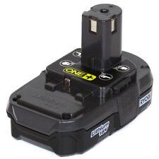 Ryobi P102 One+ Compact Li-Ion 18V Battery New For P204 P501 P542 P103 P510