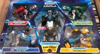 SDCC 2018 Voltron Hyperphase Legendary Defender 5pc Set PX Exclusive Hyper-Phase