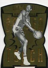 Bill Russell 2011-12 Fleer Retro Golden Touch Insert Card #10 Case Hit Celtics