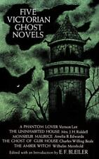 FIVE VICTORIAN GHOST NOVELS - BLEILER, E. F. (COM) - NEW PAPERBACK BOOK