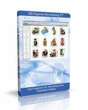 GS Figuren-Verwaltung für Cherished Teddies - Software für Ihre Sammlung