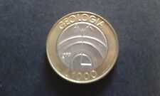 G11983 San Marino 1000 Lire 1998 R Km#384 Xf-unc Geologia Bimetall San Marino Münzen