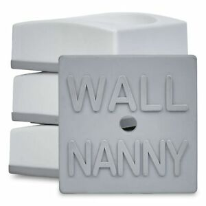Wall Nanny Mini - Smallest Baby Gate Wall Protector (Made in USA) Protect... New