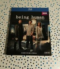 Being Human: Series One (Blu-ray Disc, 2010, 2-Disc Set)