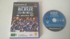 LE MONDE DES BLEUS 2003 UN NOUVEAU DEFI - SONY PLAYSTATION 2 - JEU PS2