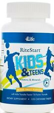 4life Ritestart Kids and Teens (1 Bottle) FREE SHIPPING EXP 08/18