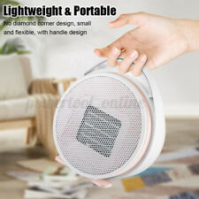 110V 800W Mini Electric Heater Portable Warm Space Fan US Plu #