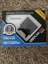 OBDLink MX Bluetooth Professional Grade OBD-II Automotive Scan Tool for Windows