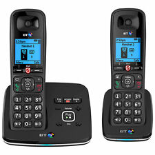 BT6610 TWIN DIGITAL CORDLESS PHONE WITH NUISANCE CALL BLOCKING & ANSWER MACHINE