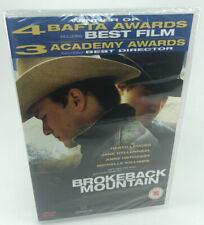 Brokeback Mountain - New & Sealed DVD - Heath Ledger