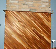 40 square feet of TEAK tongue and groove, 72 inches long, kiln dried, planed