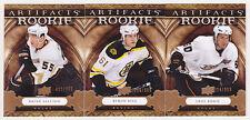09-10 Artifacts Byron Bitz /999 Rookie RC